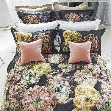 Midnight Flower Duvet Cover