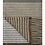 Thumbnail: Striped Pewter Throw
