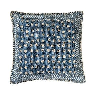 Global Indigo Pillow