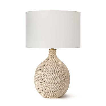 Braided Table Lamp