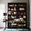 Thumbnail: Double Bookcase with Ladder
