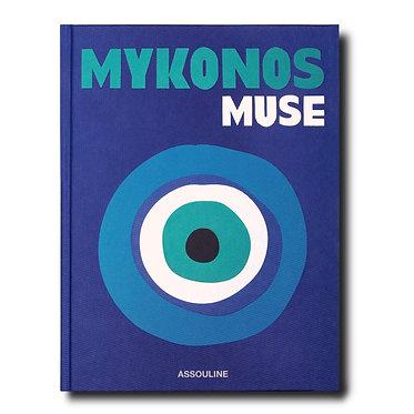 Mykonos Muse Coffee Table Book