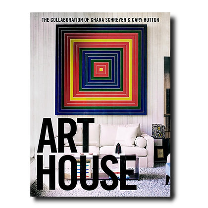 Art House Coffee Table Book
