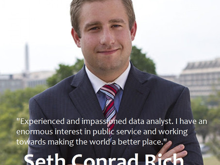 Signing the Seth Rich Petition