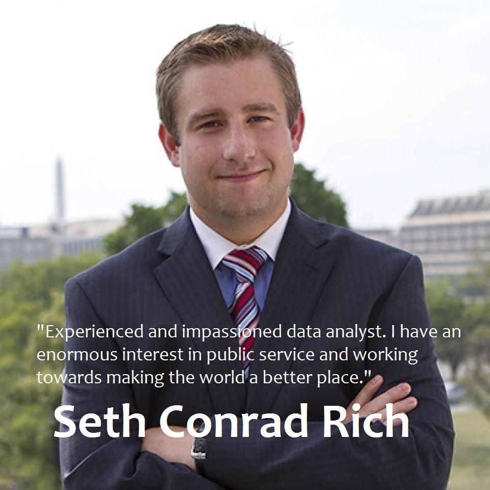 Seth Rich Petition bit.ly/2qNboDV
