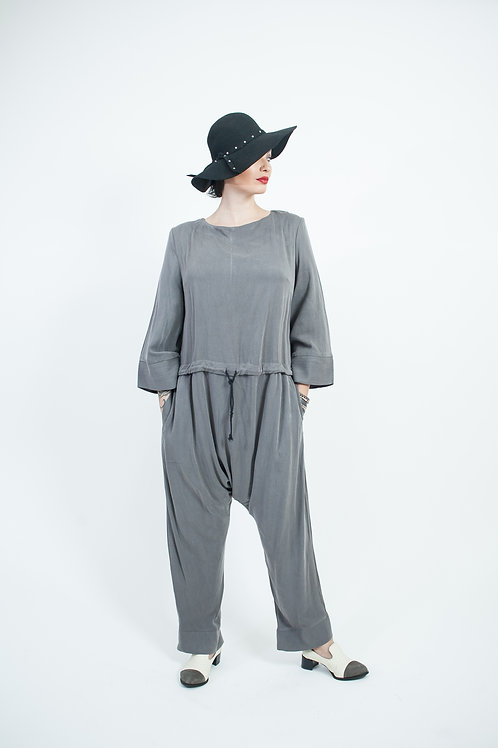 Rotem Grey-Brown Overall