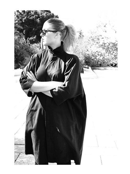 Black JudoStar Dress