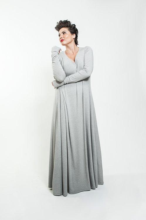 Hili Grey Dress