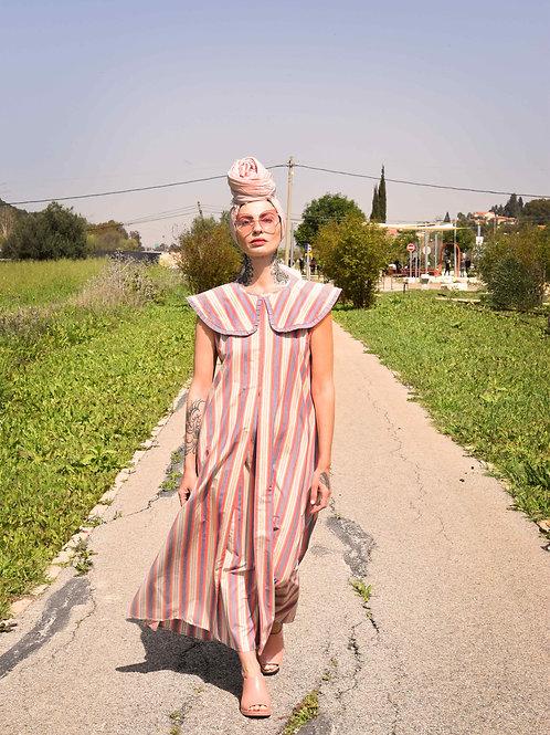 "Stripes Maxi Dress ""San Francisco"""