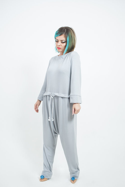 Rotem Silver Overall