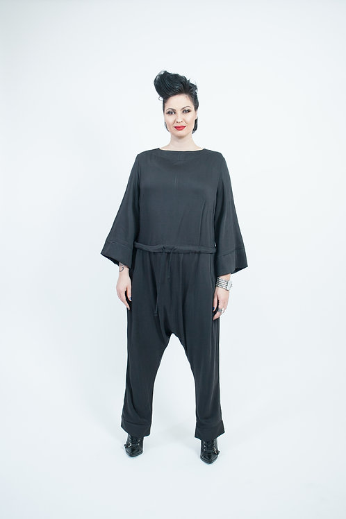 Rotem Black Overall