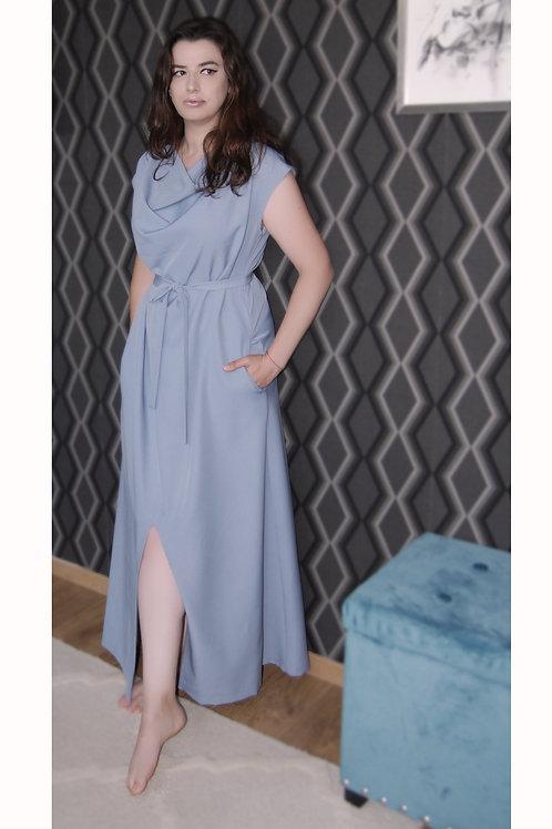 "Light Blue Dress ""Hollywood"""