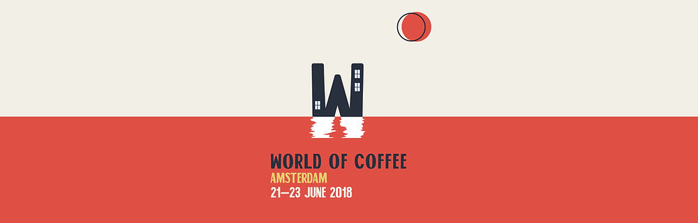 World of Coffee 2018 Amsterdam