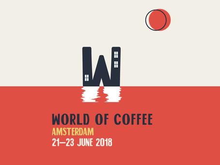 World of Coffee | Amsterdam 2018