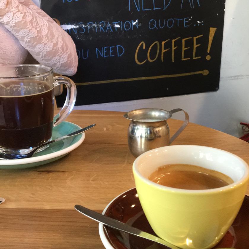 Espresso, Americano, Specialty coffee
