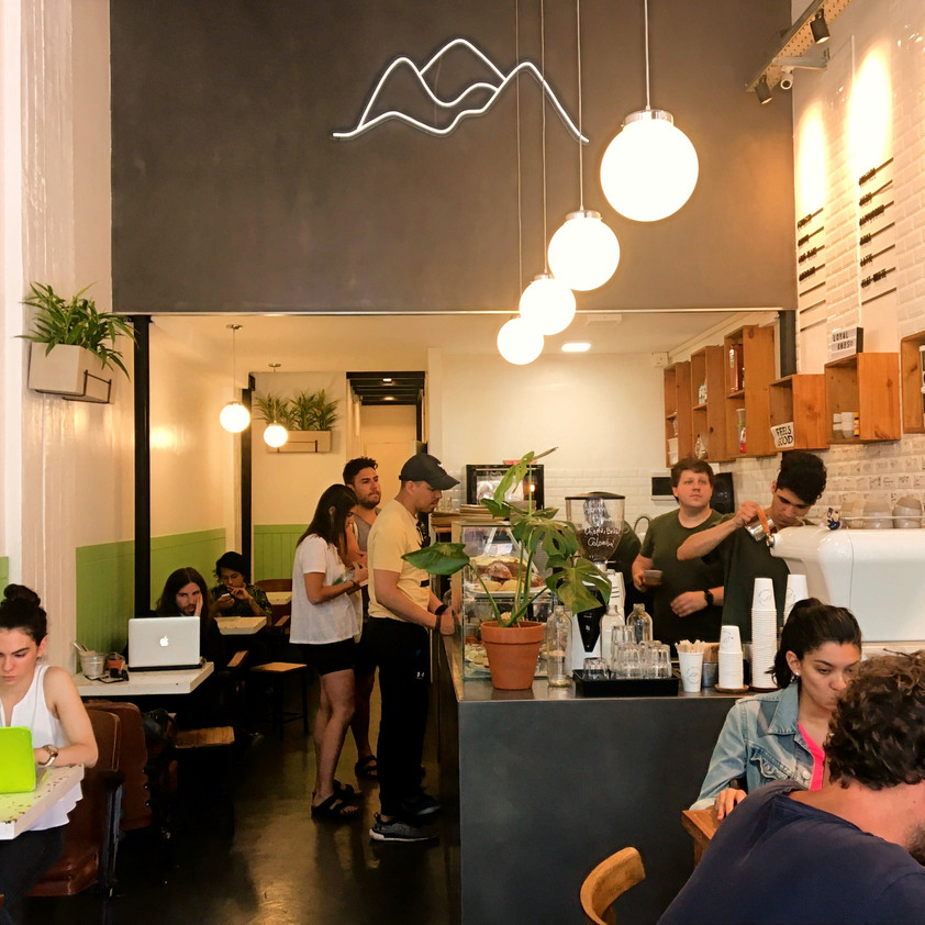 Surry Hills Specialty Coffee Buenos Aires, Argentina