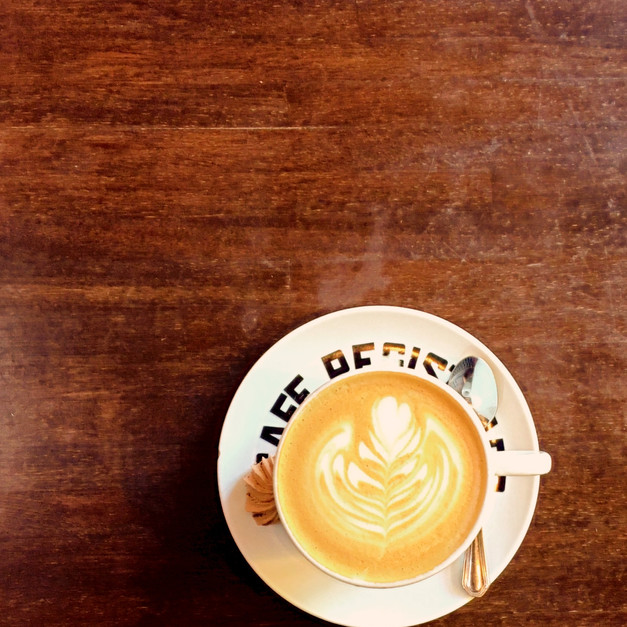 Cappuccino. Cafe Registrado Specialty Coffee Buenos Aires Argentina