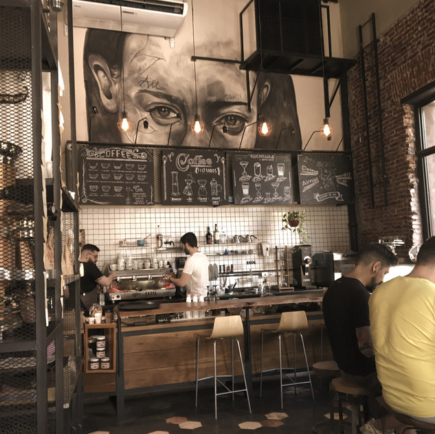 Padre Coffee Roasters Buenos Aires