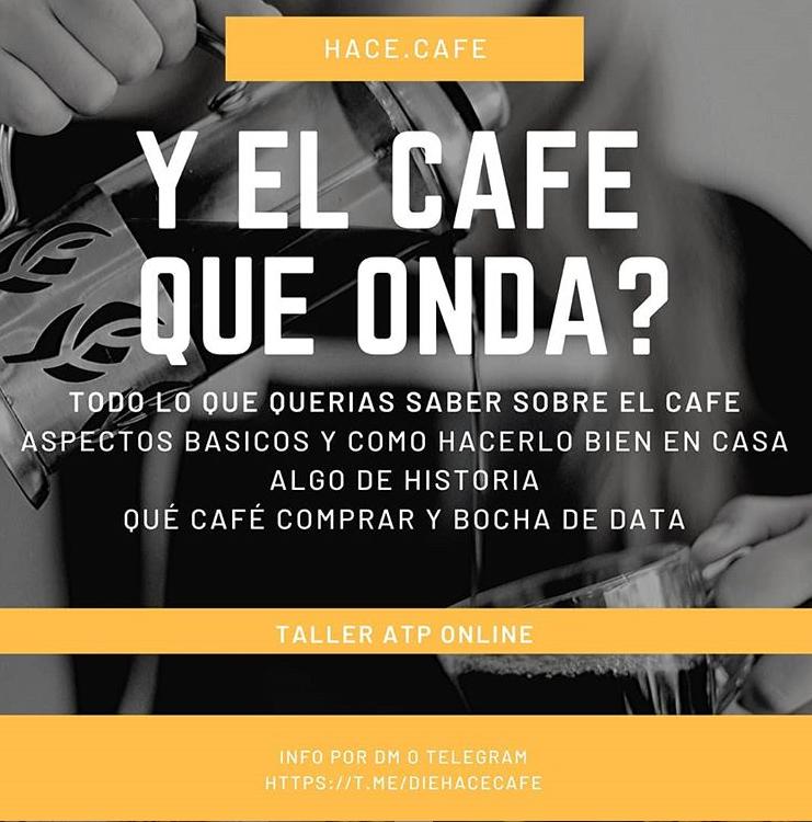 Intro al Mundo del Cafe