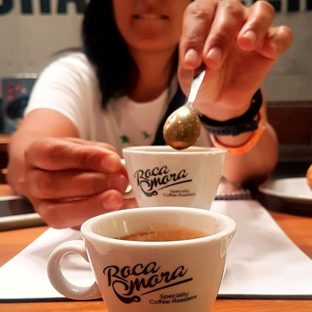 Espresso. Padre Coffee Roasters Buenos Aires