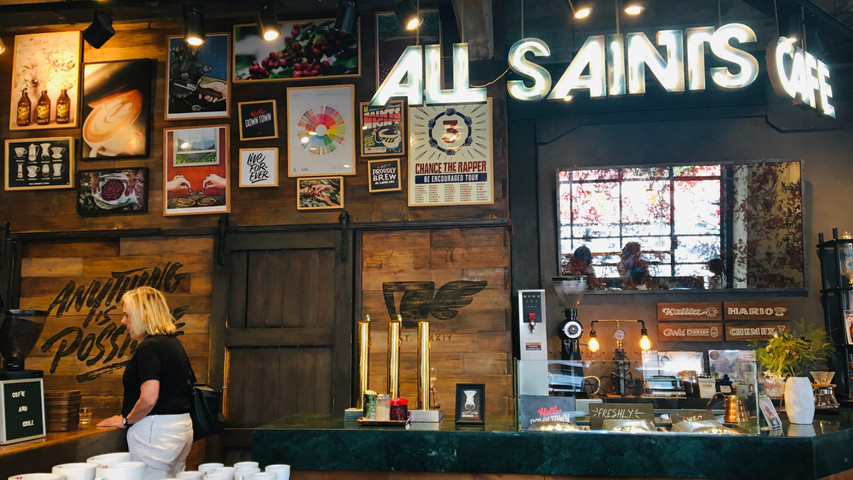 All Saints Cafe Specialty coffee buenos aires