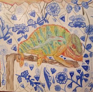 The Chameleon: The Master...
