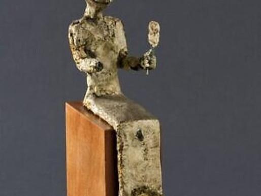 Un sceptru vechi de 3.200 de ani scos la lumină