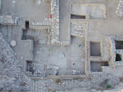 Istoria orașului biblic Meggido