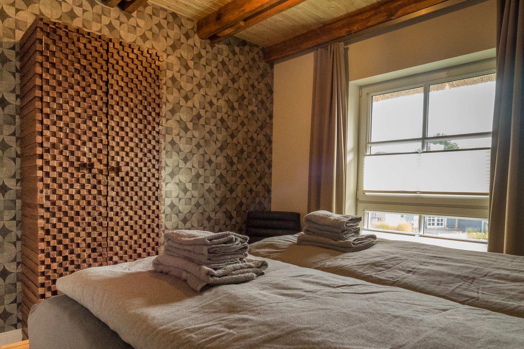 Schlafzimmer 1 in Kogge