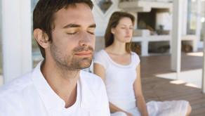 Need a break? Then meditate!