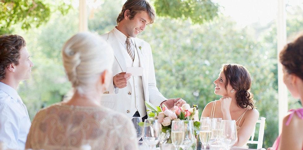 Hochzeitsapero