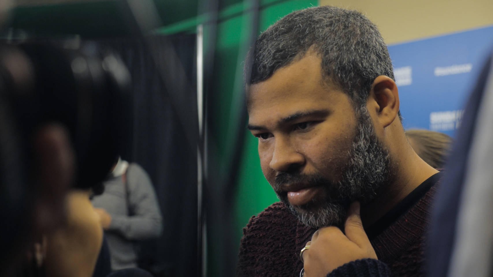 "Jordan Peele, Executive Producer of ""Lorena"""