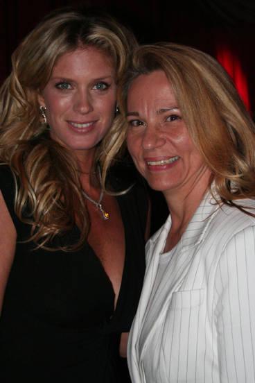 Rachel Hunter & Beth Handler