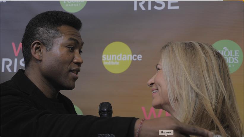 Soul Podcast Host, Kute Blackson rises up for Love