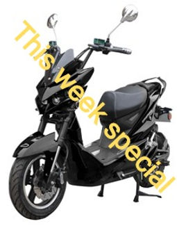 E-SCOOTER | HOLLYWOOD E-BIKES SAULT