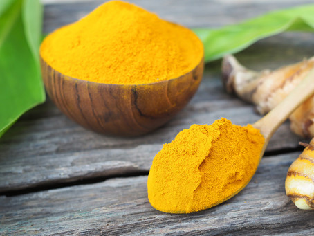 How To Get Glowing Skin with Turmeric
