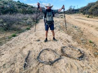 A BIG THANK YOU + A Week on the Trail - What can go Wrong?