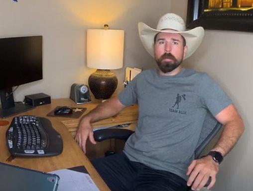 The Cowboy Philanthropist …It's not over
