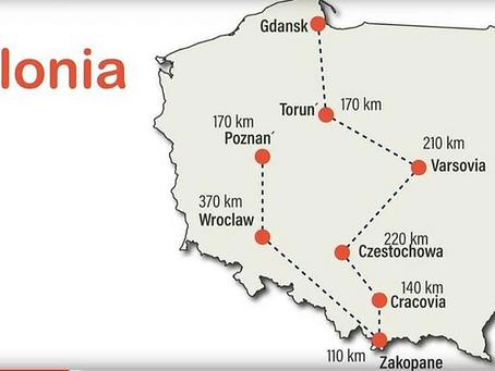 Sorprendente Polonia para visitar