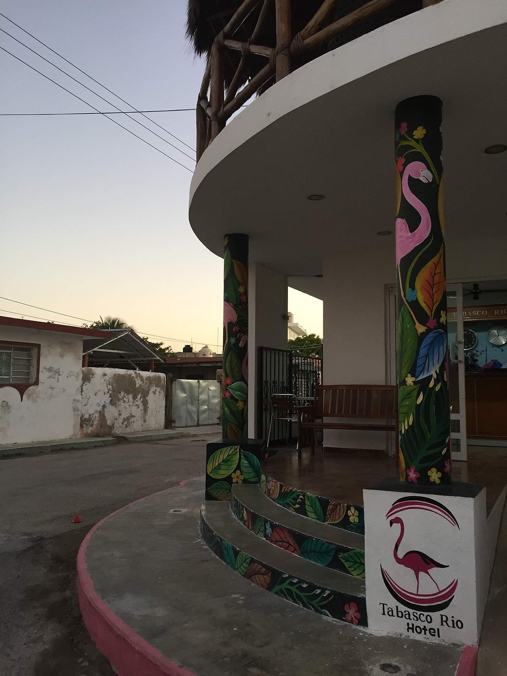 Hotel Tabasco Rio, Rio Lagartos, Messico