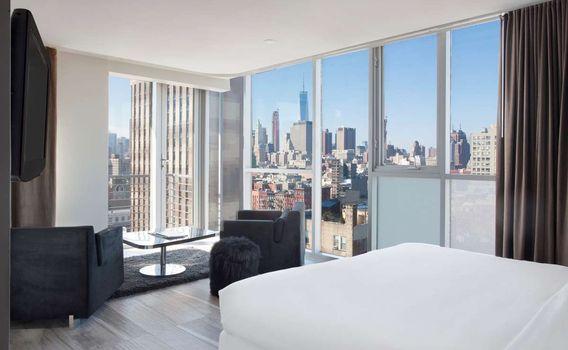 Hotel on Rivington, NYC