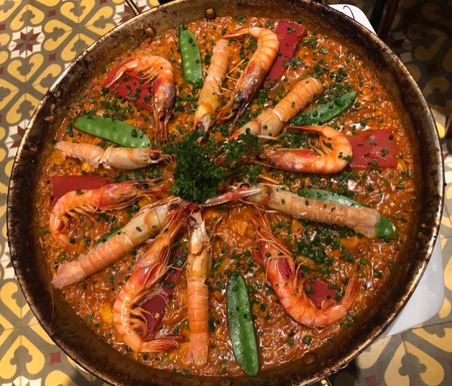 Baco Cuna 2, ristorante a Siviglia dove mangiare la Paella