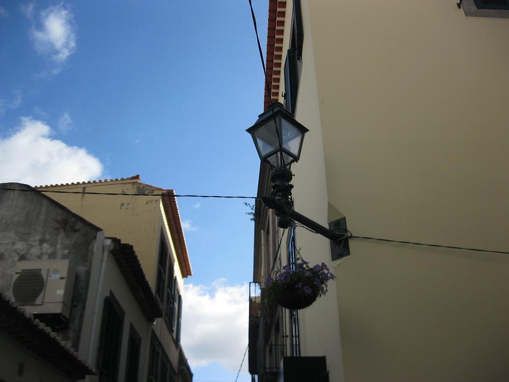 Madeira, isola del Portogallo, nell'Atlantico