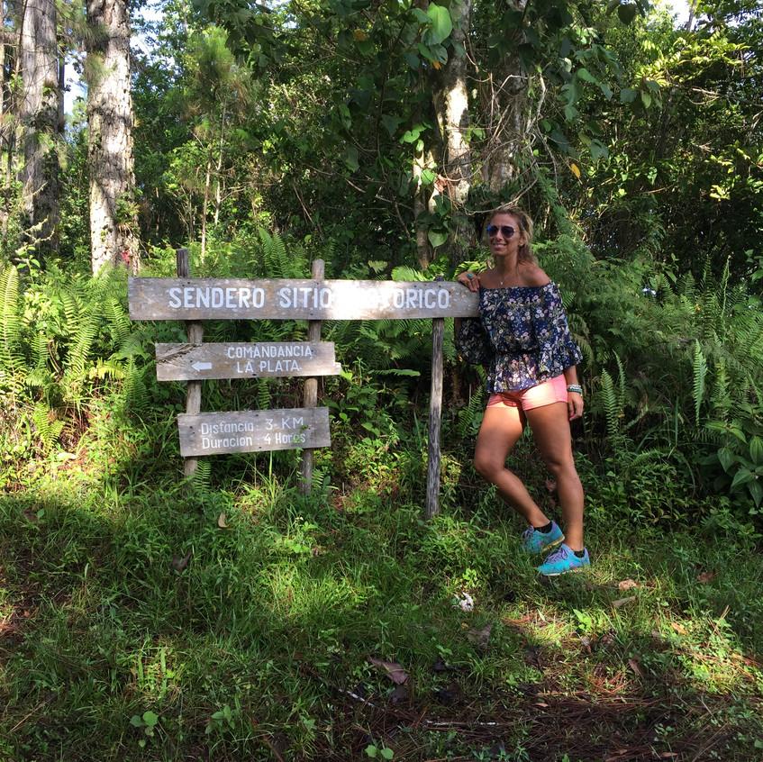 Itinerario Cuba, Trek Sierra Maestra