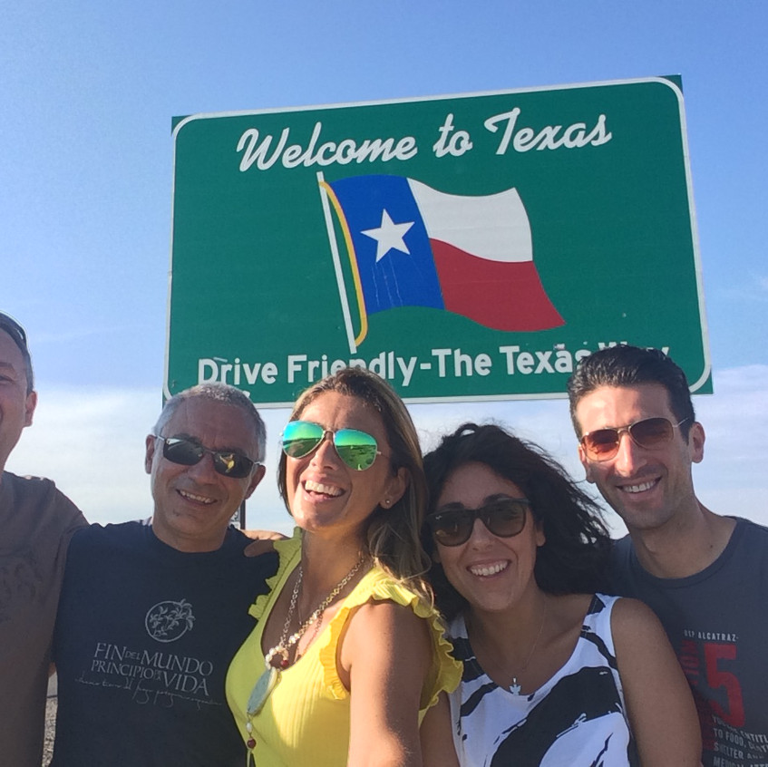 Viaggio tra Texas e New Mexico