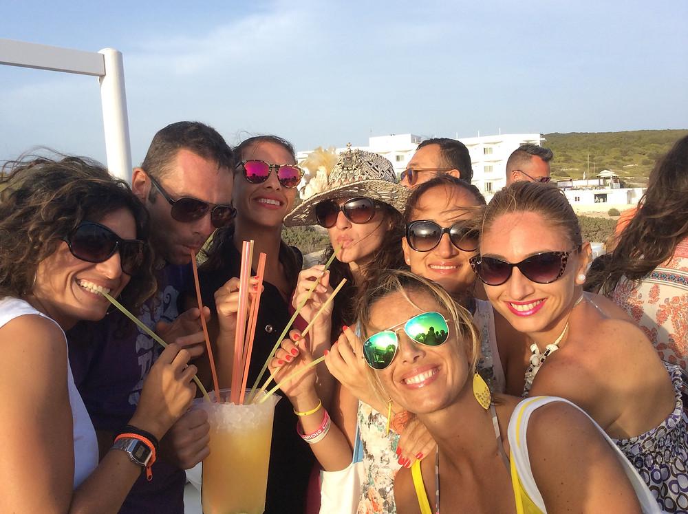 Flipper & Chiller, bar di Formentera a Plaja Mijorn