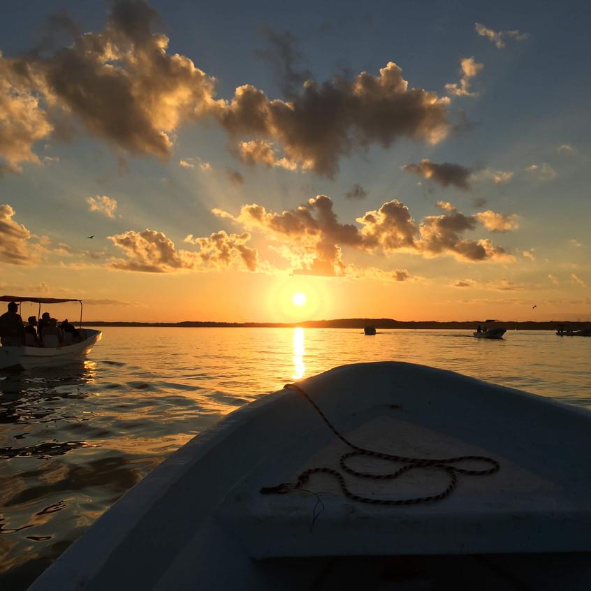 Rio Lagartos, Yucatan