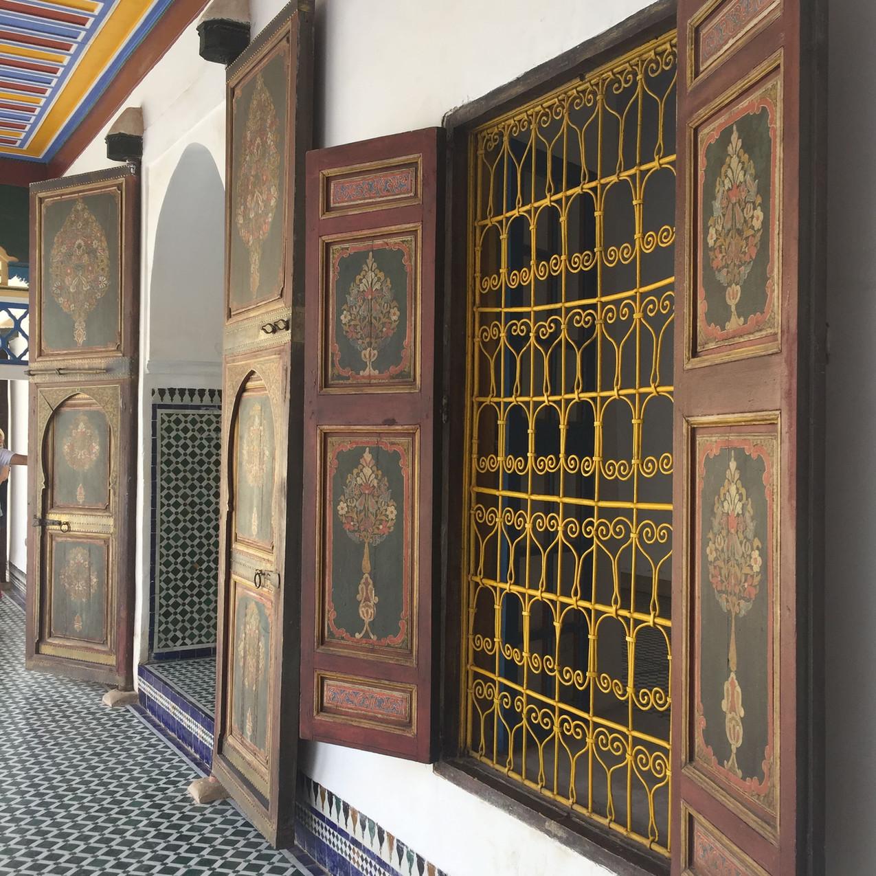 Palazzo El Bahia, Marrakech