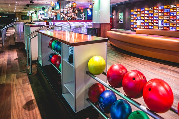 Bowling a Hell's Kitchen