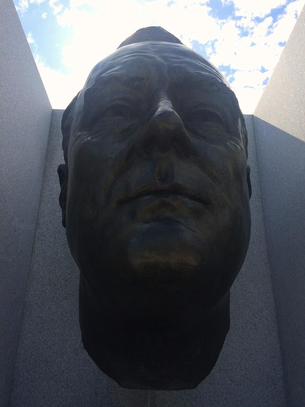 Franklin Delano Roosvelt, Roosvelt Island, New York City